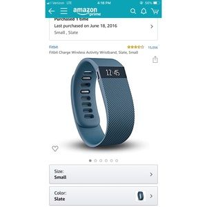 Accessories - Fitbit Charge